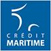 Logo Crédit Maritime