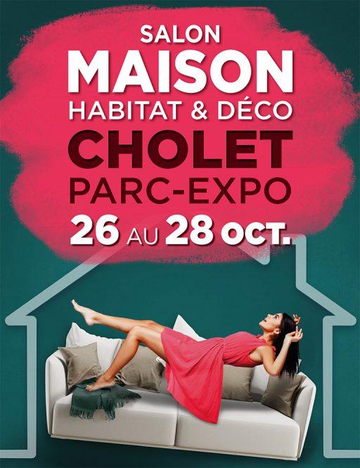 Mon Courtier présent au Salon de la Maison du 26 au 28 octobre à Cholet